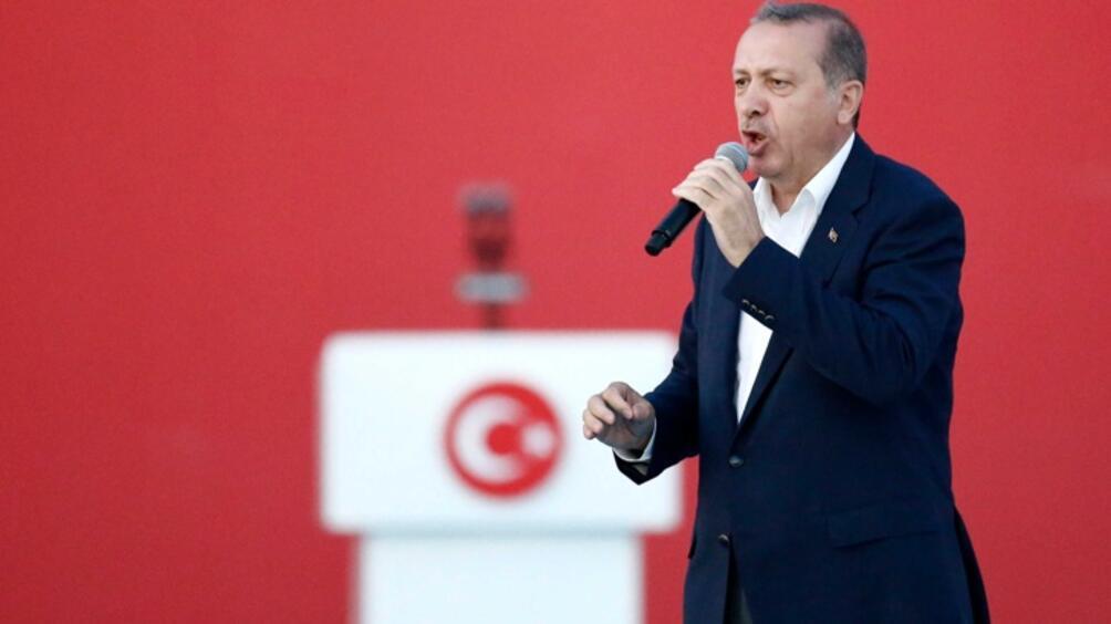 Турският президент Реджеп Ердоган заяви днес, че на срещата с