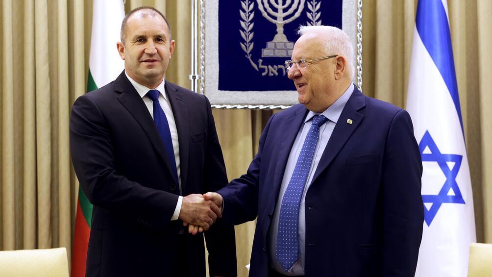 От20 до 22 мартпрезидентът Румен Радев е на официално посещение