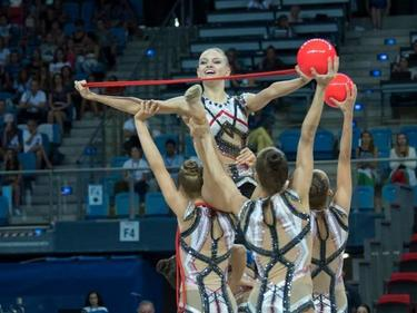 Златните момичета обраха златните медали на Световното в София