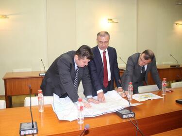 Азерите потвъриха намерението си за инвестиции в газоразпределителната ни мрежа