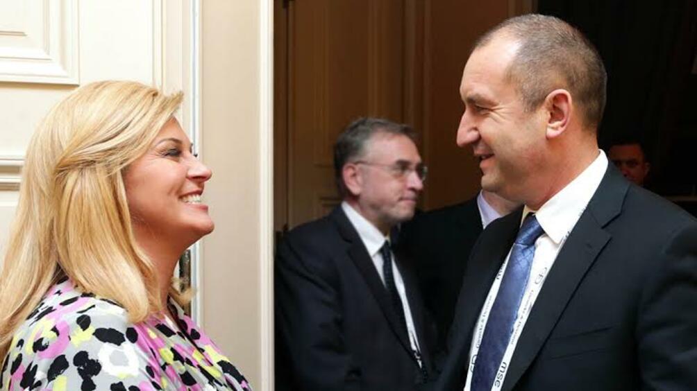 Президентът на Република Хърватия Колинда Грабар-Китарович ще бъде на официално