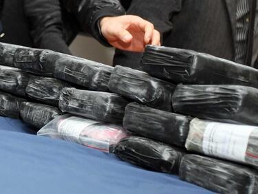 Хванаха наш тираджия с кокаин в Турция