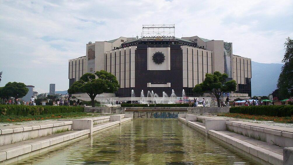 Достъпът до централната сграда на НДК ще бъде ограничен на