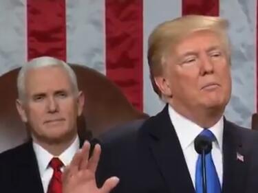 """Доналд Тръмп: """"Мисията е изпълнена"""""""