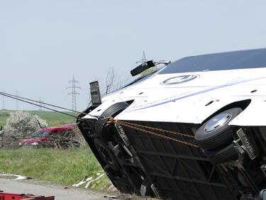 НПО: Правителството спешно да се заеме с пътната безопасност