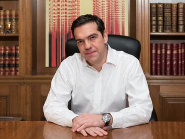 Ципрас обеща Гърция да защитава всяка педя от земята си