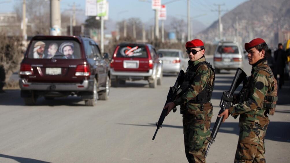 Няма пострадали български военнослужещи при атентата, станал днес, 22 април,