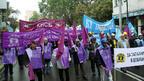 Миньорски протест в София