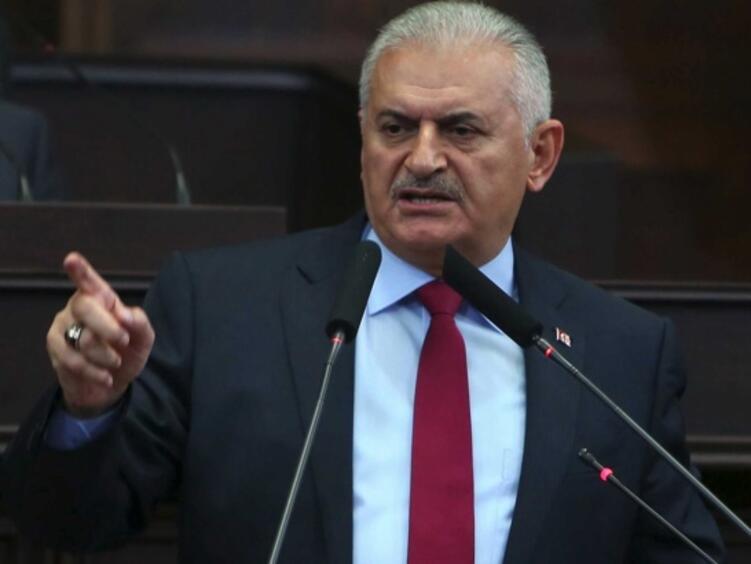 Турският премиер Бинали Йълдъръм заяви, че Анкара няма намерение да