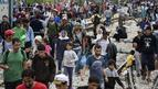 50 хил. мигранти чакат на Балканите, алармира Словения
