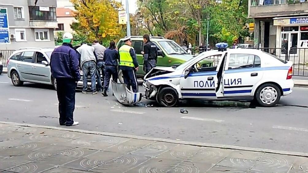 28-годишна жeна от Димитровград е ударила с автомобила си умишлено
