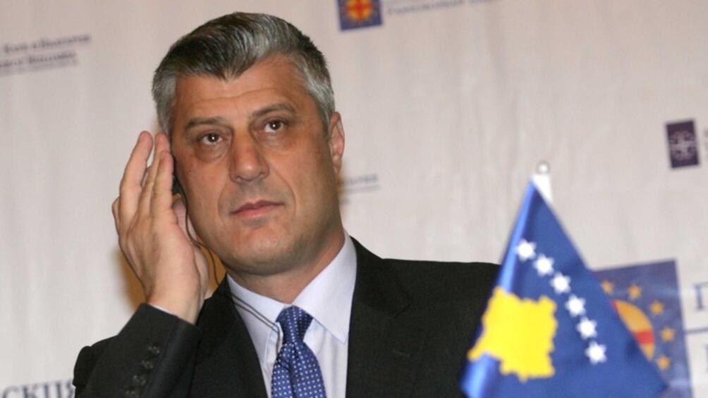 Предложението на Рамуш Харадинай, косовският президент Хашим Тачи да има