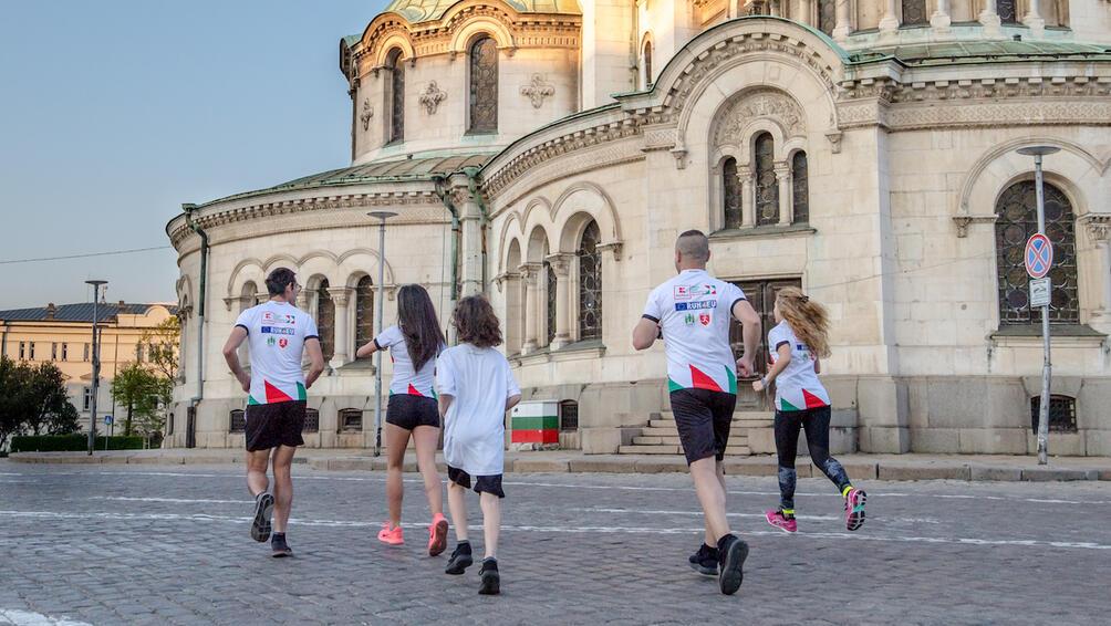 На 13 май (неделя) от сърцето на София – площад