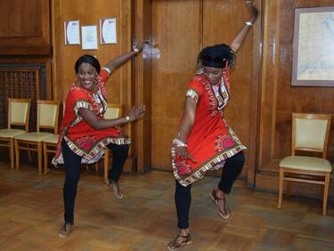 Екзотична африканска култура гостува в Бургас