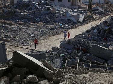 Близо 20 жертви при нови сблъсъци в Газа
