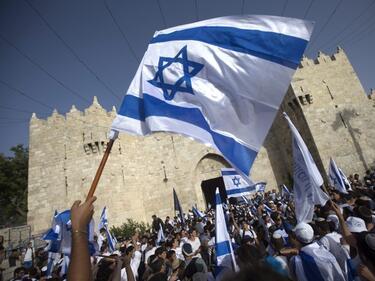 ДОСТ осъжда остро убийството на 60 палестинци от силите за сигурност на Израел