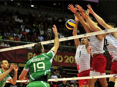 Световното по волейбол без Цветан Соколов