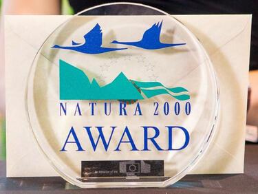Български екопроект спечели престижната награда Натура 2000