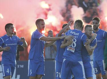 """""""Левски"""" излиза със специални екипи на мача с """"Бока Хуниорс"""""""