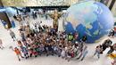 Празник на околната среда в НДК запозна децата с ползите от рециклирането