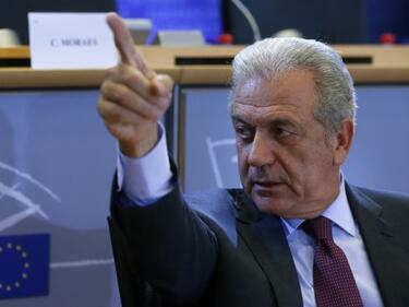 Аврамопулос с категорична подкрепа за доклада на Станишев за България в Шенген