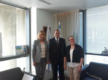 София и Тел Авив ще си сътрудничат в IT-сектора и метрото