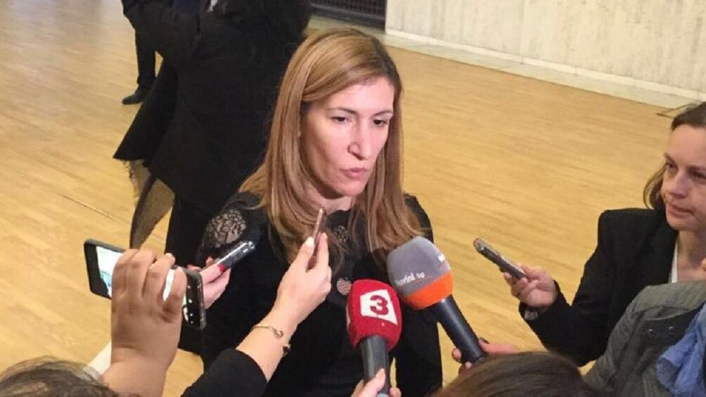Министърът на туризма Николина Ангелкова представи приоритетите и стратегията в