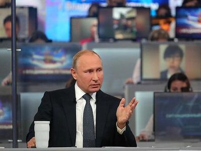 Новостите в пенсиите бутат рейтинга на Путин