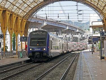 Първият влак за Третия метродиаметър вече е в София