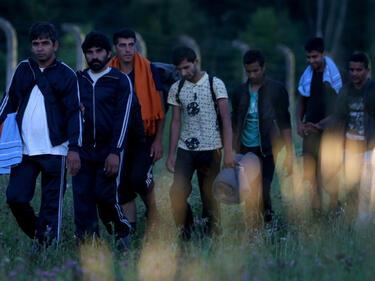 Виена категорично отряза Берлин да приема бежанци