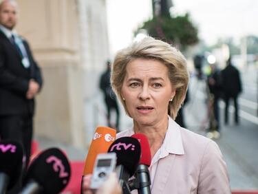 Спор между Тръмп и Фон дер Лайен зависима ли е Германия от Русия