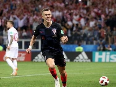 Хърватите изхвърлиха и Англия и са на финал