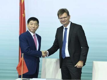 BMW и Great Wall ще произвеждат заедно MINI на ток в Китай