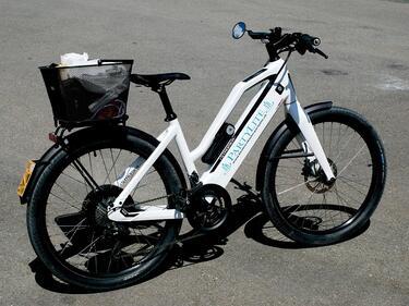 Първата система за споделено ползване на електрически велосипеди в София