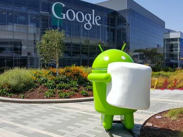 Android става платена заради милиардната глоба на Google от ЕК?