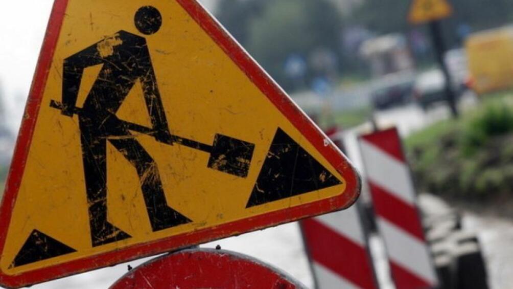 "Снимка: Евгени Крусев ще провери ремонта на моста на ул.""Даскал Стоян Попандреев"""