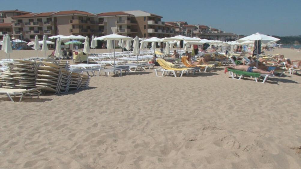 Снимка: Не са открити нередности на южния плаж в Несебър