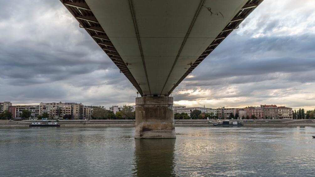Снимка: Повишило се е нивото на Дунав при Свищов