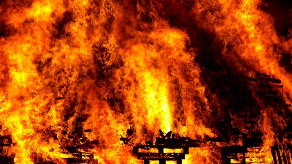 Интензивността на горските пожари в Гърция намаля в резултат на