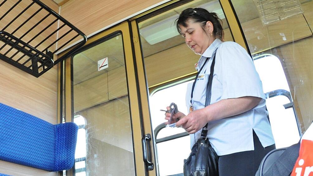 Снимка: Нередовен пътник напръска с лютив спрей контрольор в София