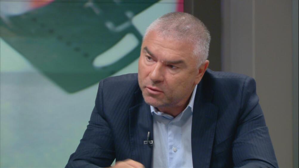 Снимка: Марешки: Всеки закон на ВМРО да минава през ДАНС