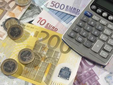 Министерството на финасните очаква излишък в размер на 2.02 млрд. лв.