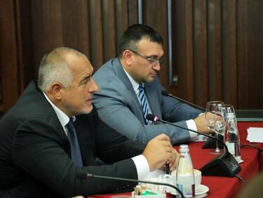 Борисов: Нинова постъпи правилно като отстрани Бенчо Бенчев