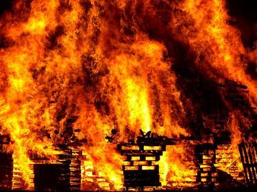 В Испания бе овладян пожар, унищожил 3200 хектара площи