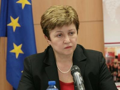 Еврото ще вдигне цените в България, но не сериозно, според Кристалина Георгиева