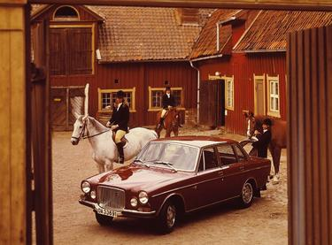 Култовото Volvo 164 стана на половин век