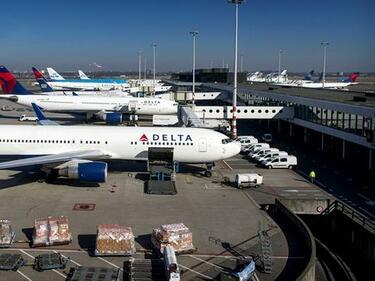 Хаос на летището в Белград пренасочи самолети към София