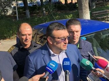 Кабинетът иска президентът да освободи Младен Маринов като главсек на МВР