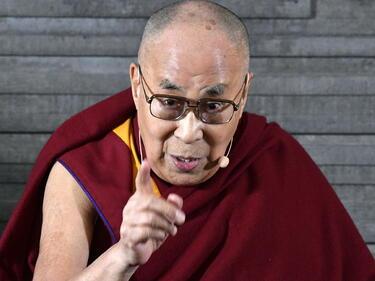 Далай Лама: Европа принадлежи на европейците