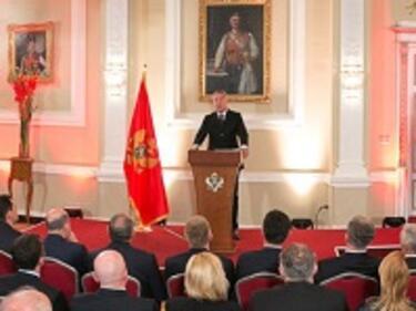 Черногорският президент с открити обвинения към Сръбската църква